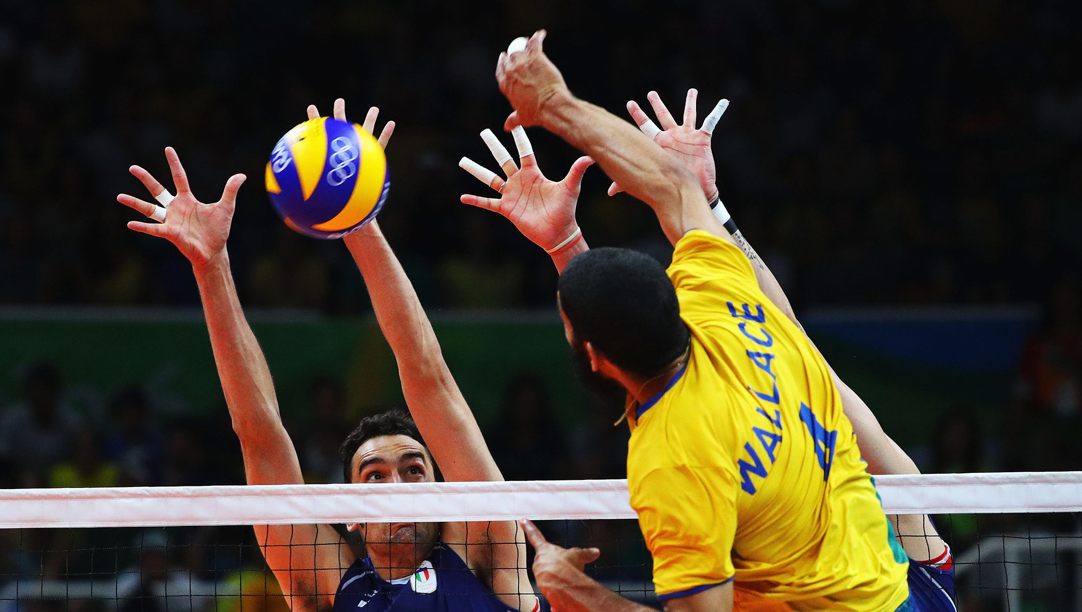 Volleyball: a brief history - Olympic News