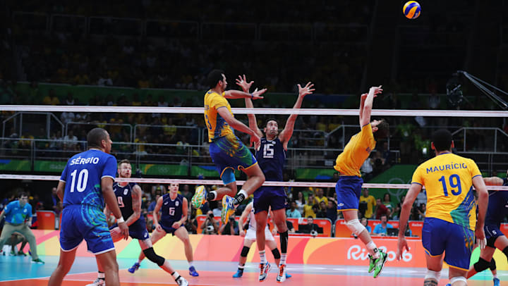 How to Play Volleyball – Rules & Key Moves | Olympic Channel