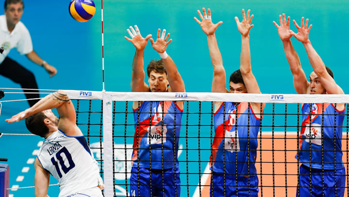 Volleyball rules, equipment, regulations, court size and basics